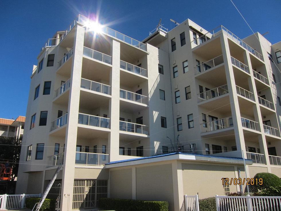 Dunedin Grand Condominiums - Weatherproofing