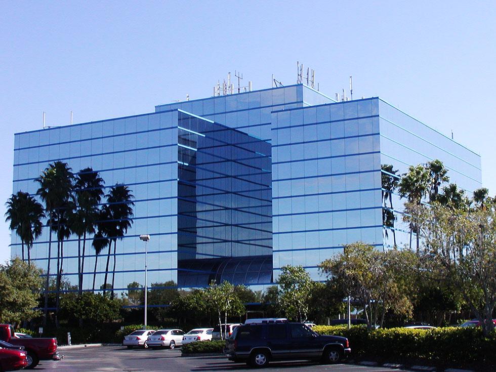 Highwoods Properties Feather Sound Corporate Center – Weatherproofing