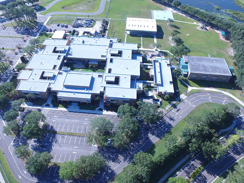 Hunter's Green ES – Roof Replacement