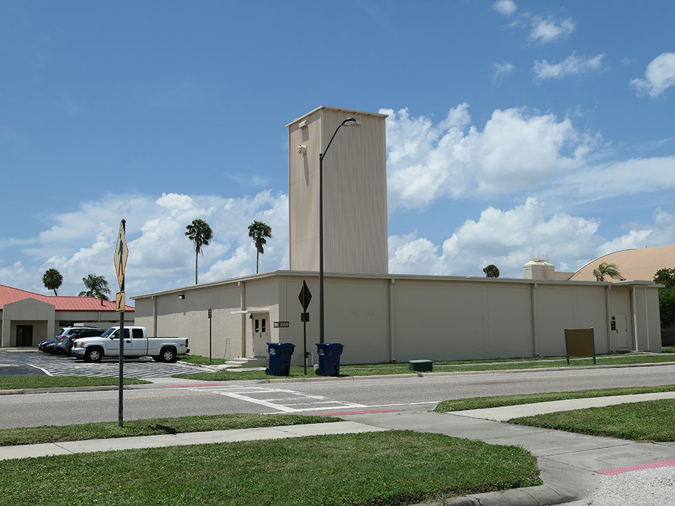 MacDill Air Force Base Building 378 – Convert Offices to Dorm