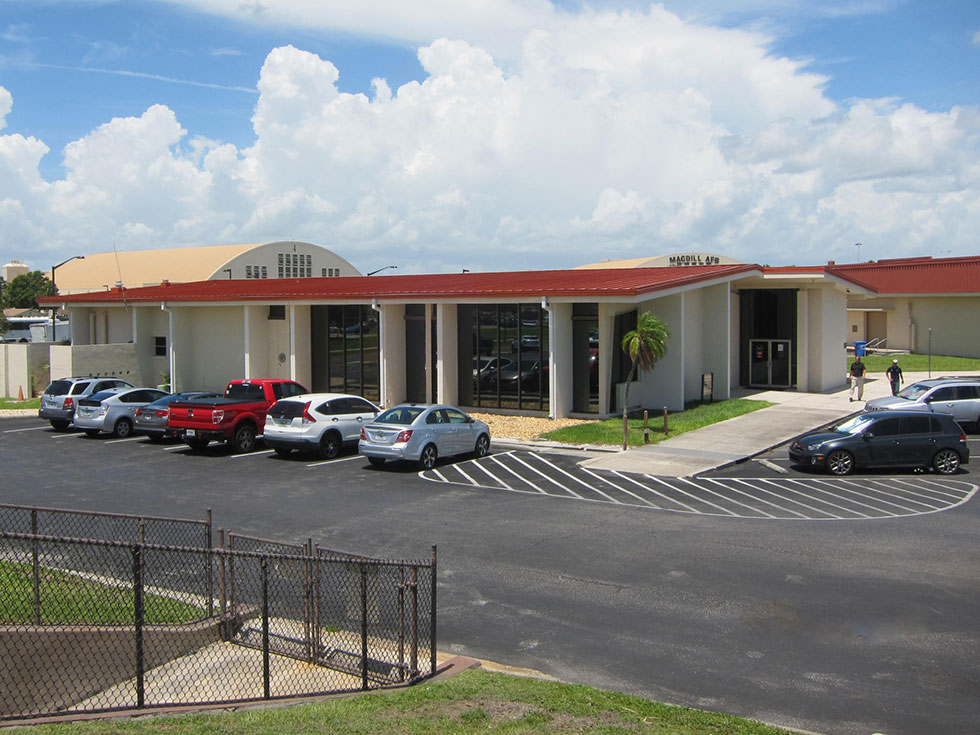 MacDill Air Force Base Community Center Roof Replacement