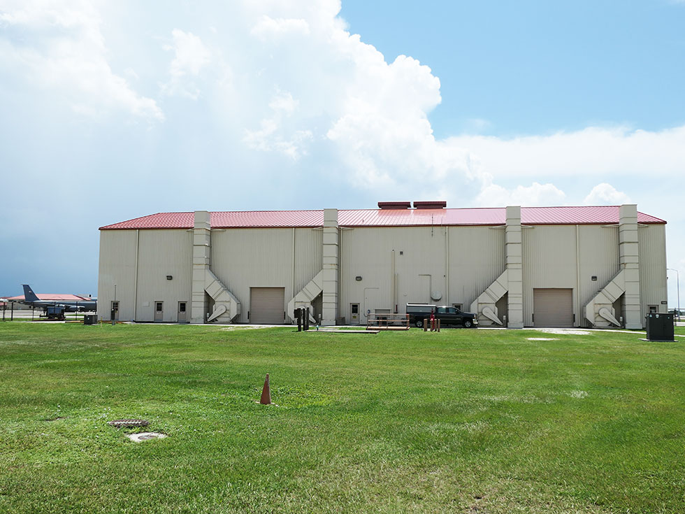 MacDill Air Force Base Fuel Truck Maintenance Facility Roof and Deck Replacement