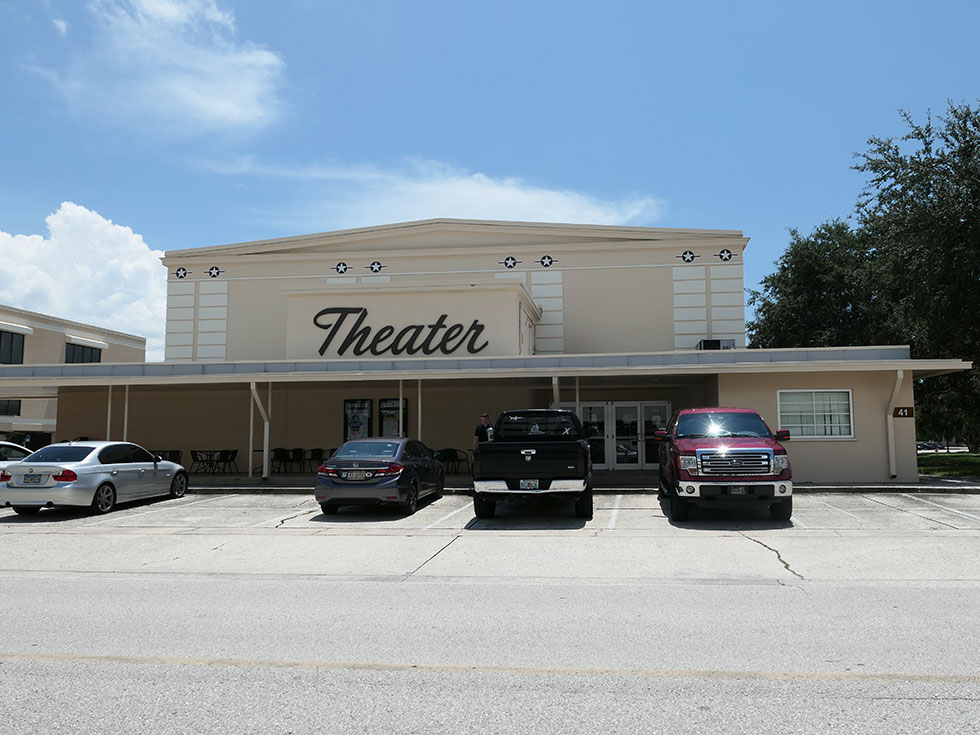 MacDill Air Force Base Theater Roof Replacement