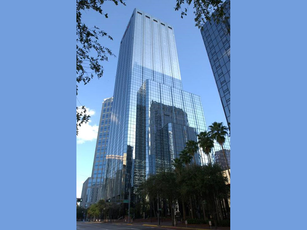 One Tampa City Center Various Roofing Projects