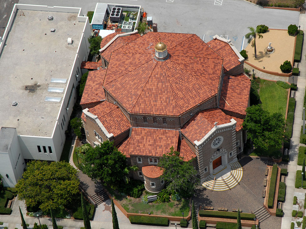 St. Mary Our Lady of Grace Catholic Church – Exterior Weatherproofing and Painting