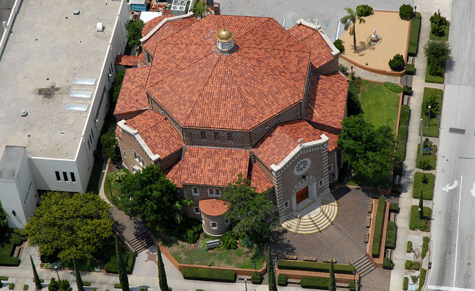 St. Mary Our Lady of Grace – Historic Exterior Weatherproofing & Painting