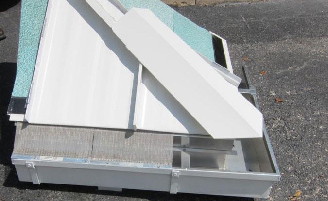Metal Roof Mockup